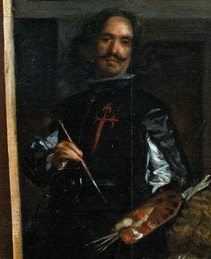 Autorretrato de Velázquez en las Meninas - Diego Velázquez - Wikipedia, la enciclopedia libre
