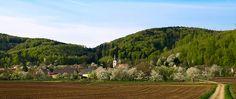 Vieux-Ferrette, Sundgau, Alsace.