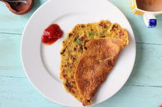 Vegan Richa: Besan Chilla /Puda (chickpea flour Omelette/pancake) and savory french toasts. vegan, glutenfree