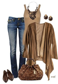 "Farb- und Stilberatung mit www.farben-reich.com # ""Shades of Brown"" by michelled2711 ❤ liked on Polyvore"