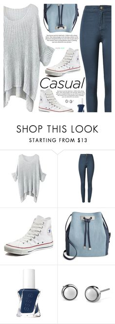 """Casual Friday"" by black-fashion83 ❤ liked on Polyvore featuring Converse, INC International Concepts, polyvoreeditorial, polyvoreset and stylemoi"