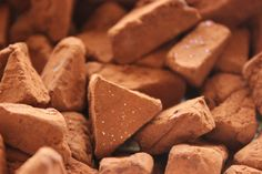 טראפלס שוקולד חלב | Morcake
