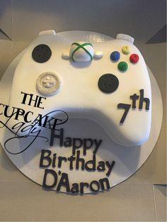 Xbox One Controller Cake