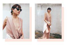 @natalieoffduty arrasando com o SS17 solar Jade cat #LFL136C37SUN da Linda Farrow. #innovaoptical #lindafarrow #lindafarrowluxe #sunglasses #oculosdesol #design #weselldesignforliving