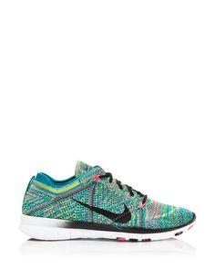 Nike Women\u0026#39;s Nike Free Flyknit Sneakers