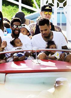 Omarion x Megaa & Chris Brown x Royalty