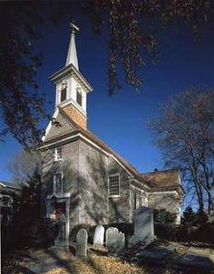 Gloria Dei (Old Swedes) Church Burial Ground
