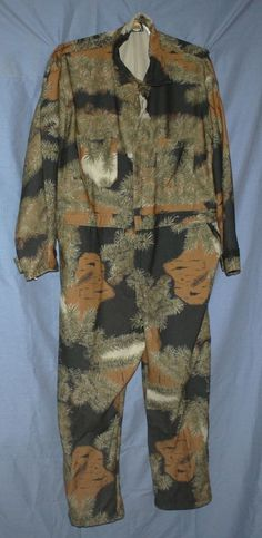 Men's Cabela's Konifer Camo Hunting Coveralls sz 2XL #Cabelas