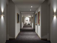 Interiors | alwill  #artwork #hallway #interiors