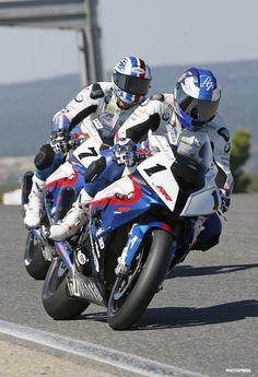 Team BMW Motorrad France  S1000RR