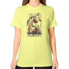Guardian of Earth Unisex T-Shirt (on woman)