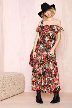 You Flor Me Dress | Shop Most Loved at Nasty Gal