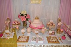 """Princess """" Once Upon A Time"""" 2Nd Birhday party 