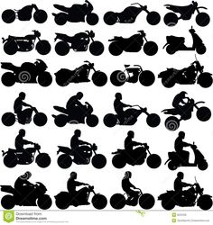 motorcycle-silhouettes-9233435.jpg (1300×1382)