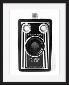 Brownie camera printable