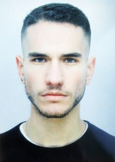 mens hairstyles with beard Mens Hairstyles Fade, Hairstyles Haircuts, Haircuts For Men, Trendy Hairstyles, Hair And Beard Styles, Curly Hair Styles, Short Hair Styles Men, High And Tight Haircut, Surfer