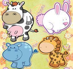 Animales para niños