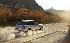 — Range Rover Sport HSE