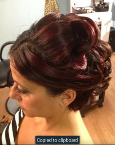 Color and formal styling by Jenn