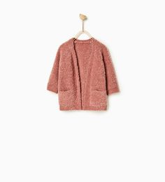 Cashmere sweater-SWEATERS AND CARDIGANS-Baby girl-Baby   3 months - 3 years-KIDS   ZARA United States