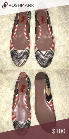 bd2f5af1a16 Missoni flats Classic missoni flats Missoni Shoes Flats   Loafers