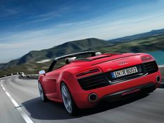 Audi R8 V10 Spyder - Win Your Dream Car with www.botb.com (Best of the Best Supercars)