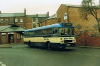 New Listing Started Blue Bus (Royston) EX Western SMT 2491 Alexander Leyland Leopard SCS360M £0.60
