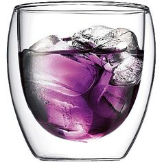 Bodum® Set of 2 Pavina 2.5-oz. Double Wall Glasses - jcpenney