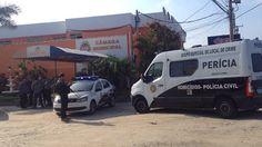 JORNAL O RESUMO: Operação da Delegacia de Homicídios cumpre mandado...