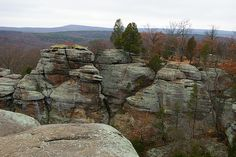 Southern Illinois' Shawnee National Forest