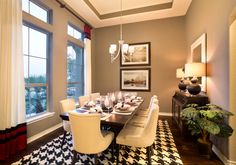 Venado Creek(2900) Dining Room My House, Dining Room, Table Decorations, How To Plan, Live, Furniture, Home Decor, Deer, Dinner Room