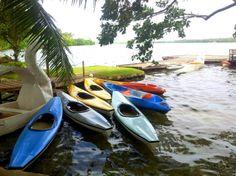 Experience Kayakig in Lake Danao, Camotes Island Philippines #adventure #travel…