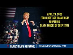- Food Shortage in America! Reopening, Death Throes of Deep State Patriots News, Discord Chat, Great Awakening, Keep Up, Channel, Death, Politics, America, Youtube