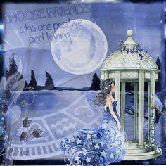 magical feel to this digital design of mine using serif craft artist graphics program