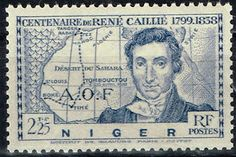 chèquier arabe | Details about Niger French Eastern Africa Colonial Map stamp 1938 MLH