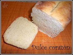 Dulce corazón: Pan de molde