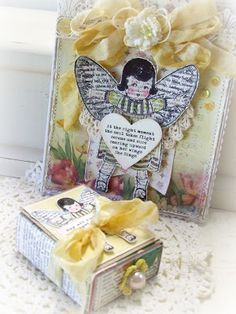 card & matching trinket box