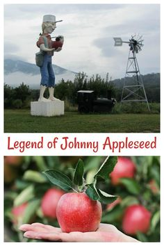 Find out more about the legend of Johnny Appleseed and get some recipes to celebrate his special day. National Days In March, Best Martini Recipes, Baked Apple Slices, Caramel Apple Martini, Snicker Apple Salad, National Calendar, Apple Bars, Johnny Appleseed, Celebration Day