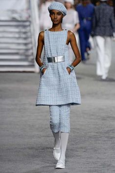 Chanel Resort 2019 Paris Collection - Vogue