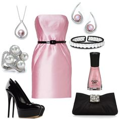 Regina George Outfit (Mean Girls), created by kaitepowell on Polyvore Nerd Fashion, 80s Fashion, Fashion Outfits, Sexy Outfits, Girl Outfits, Cute Outfits, Sexy Halloween Costumes, Halloween Ideas, Amanda Peterson