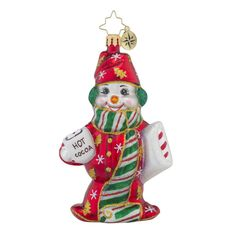 Christopher Radco Ornament - Cuddle Up Cutie