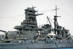 IJN Battleship Kirishima | 大日本帝国海軍戦艦-霧島, 1941年