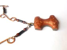 Polymer clay, copper, brown colour Thor s Hammer, Mjolnir. Thor's Hammer Necklace, Thor's Hammer Mjolnir, Handmade Necklaces, Polymer Clay, Copper, Personalized Items, Brown, Ebay, Brown Colors