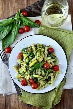 Pasta Primavera   iowagirleats.com