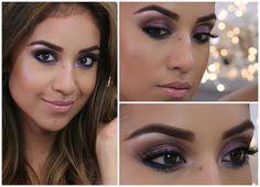Dulce Candy's fabulous make-up!
