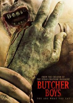 New Official Poster for the Butcher Boys