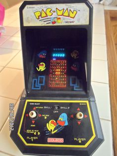 80's toy! Kept it under my bed lol