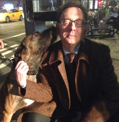 Harold and Bear 🐶❤️👓 on We Heart It 80s Movies, Movie Tv, Harold Finch, John Reese, Nbc Chicago Pd, Amy Acker, Jim Caviezel, Person Of Interest