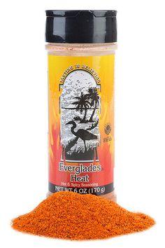 Everglades Heat Seasoning 6 oz – Everglades Foods, Inc.