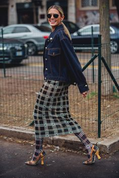 Bellissimo! All The Best Milan Fashion Week Street Style - February 2018